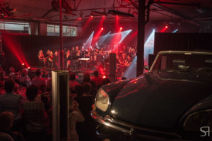 Visscher in concert met Aurora Leerdam