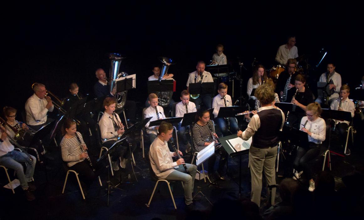 Concert jeugd Aurora Leerdam